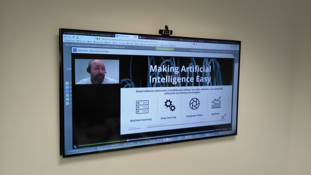 IBM - Pixelabs Webinar. Making AI Easy.