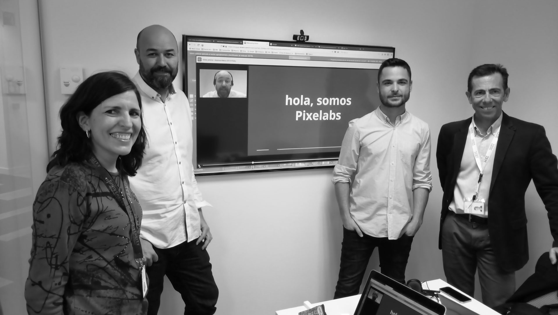 IBM - Pixelabs Webinar