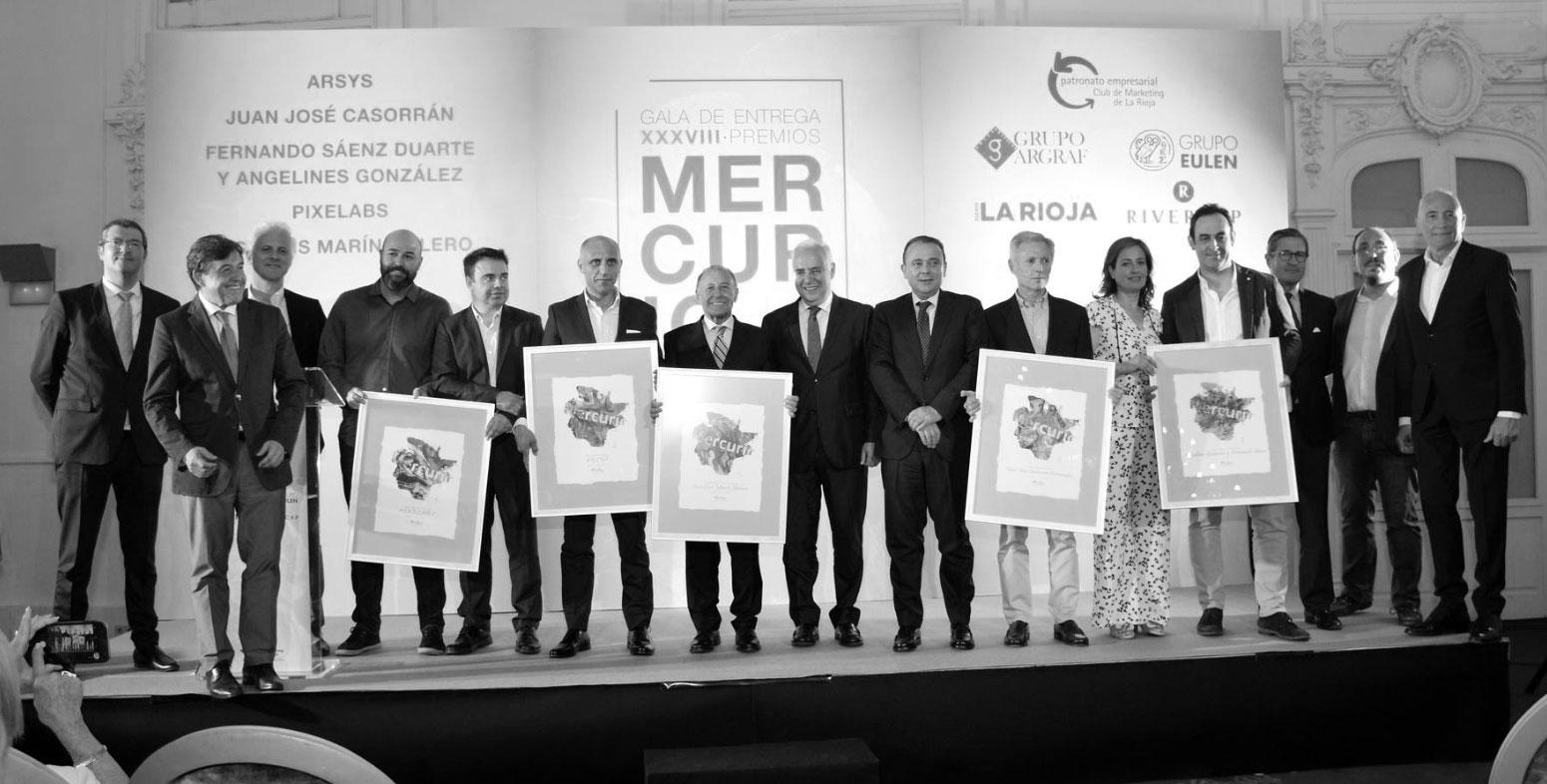 Pixelabs Premio Mercurio Innovación
