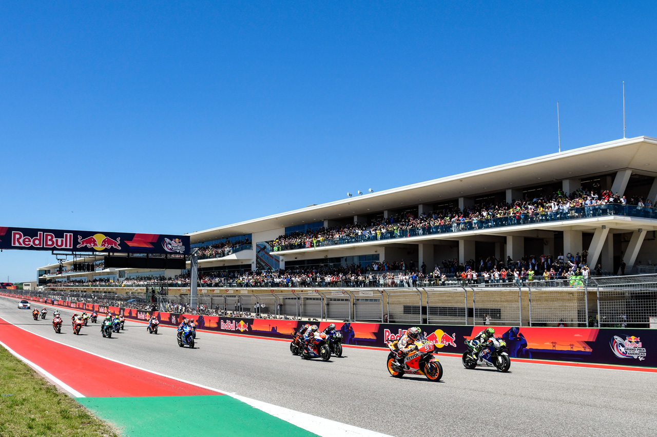 Red Bull Grand Prix of the Americas - Pixelabs Dorna Case Study